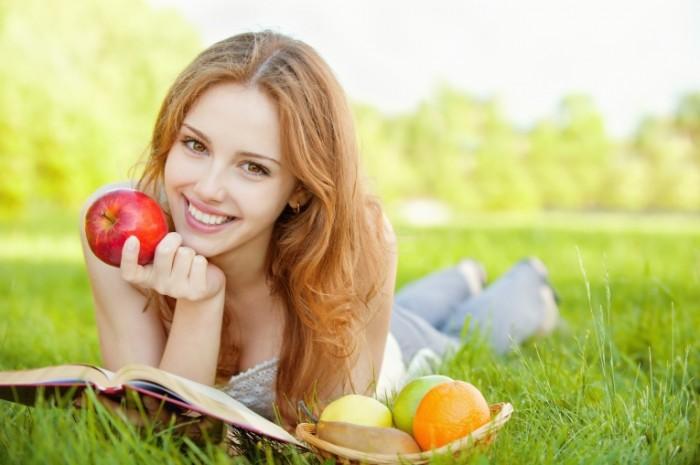 Питание и здоровье зубов