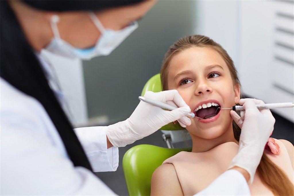 Консультация детского стоматолога в Харькове