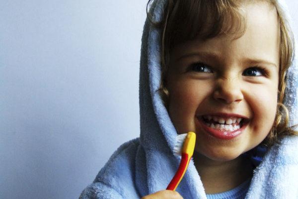 Кариес молочных зубов