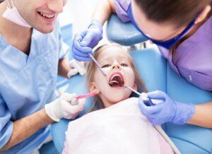 Детский стоматолог. 5 причин для визита